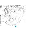 olajteknő tömítés Maruti (utgy.)   karter 11529-79110