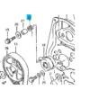 rugó vezérműszíj feszítő csapágynál Maruti 12821-78100