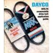 ékszíj vízpumpához + generátor Maruti 17521-78010 Dayco