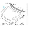 motorháztető gépháztető géptető Ignis (gyári) 57300-70H00