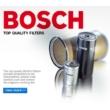 olajszűrő betét dieselhez 16511-85E00 (PURFLUX) Ignis, Wagon, Swift, Splash, SX4,   Bosch