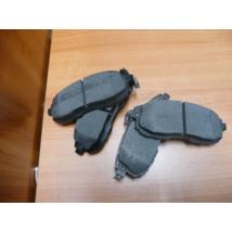 fékbetét SX4 garnitúra / Sedan 4 ajtós lépcsős,  55810-80J51,  Aisin