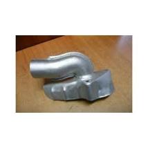 kipufogó csonk hővédő lemez, burkolat Maruti 800, 13830-84300