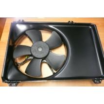 hűtő ventillátor Swift 2005-2008 kerettel komplett