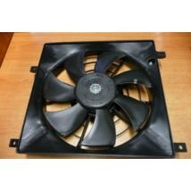 klíma hűtő ventillátor SX4