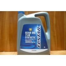 olaj hajtómű, váltó 75W Ecstar, gyári Suzuki (4 literes), 990F0-22B27-036