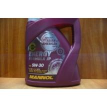 olaj motorba 5W30 Mannol Energy Formula JP 4 literes,  olaj, motorolaj
