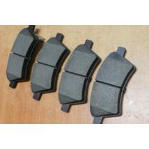 fékbetét SX4 garnitúra,  55810-79J10,  Bosch
