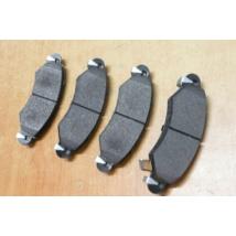 fékbetét Ignis, Wagon-R, garnitúra, 55810-84E01, Bosch
