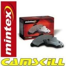 fékbetét Swift  1.0 / 1.3 '98- Bosch rendszerű garnitúra, 55200-80E10, Mintex