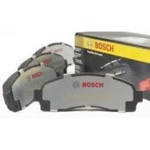 fékbetét Swift  1.0 / 1.3 '98- Bosch rendszerű garnitúra, 55200-80E10, Bosch