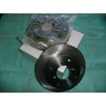 féktárcsa Alto (új) 2002-2006 első  párban, 55311-75F00, 55311-75F10, Olasz