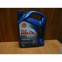 olaj motorba 10W40 Shell Helix HX7 4 literes,  olaj, motorolaj