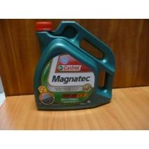 olaj motorba 5W40 Castrol Magnatec 4 literes,  olaj, motorolaj