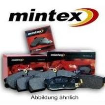 fékbetét SX4 garnitúra, 55810-79J10, Mintex