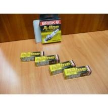 Brisk Iridium gyertya 4 db-os készletben (megfelelője: IFR6J11 )  gyújtógyertya Brisk