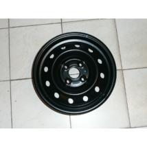 """lemez felni, keréktárcsa, kerék, lemezfelni  '14 fekete Ignis, Wagon-R  (14"""" X 4.5J),  43210-83E10-09L,  utgy."""