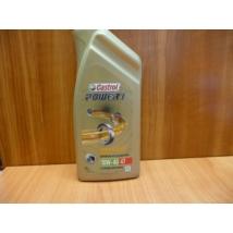 olaj motorba 10W40 Castrol Power 1 4T  literes,  olaj, motorolaj motorkerékpár