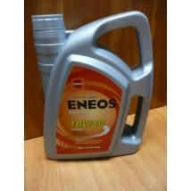 olaj motorba 10W40 Eneos 4 literes,  (olaj, motorolaj, motor)