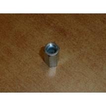 fékcsőtoldó fém, fémfékcső Suzuki (10x1) fékcsőhöz TOLDÓ