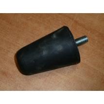 tehermentesítő, ütköző gumibak, gumi bak M12