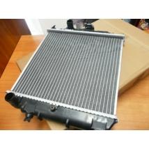 vízhűtő radiátor, víz hűtő Swift 1.3 2003-ig utángyártott  (16 szelepes) 3 felfüggesztéses  17700-60B32