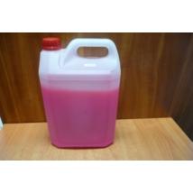 fagyálló piros 70 fokos tömény, 5 literes
