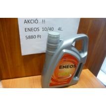 olaj motorba 10W40 Eneos 4 literes,  olaj, motorolaj AKCIÓ