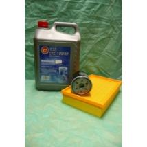 szervíz csomag szett olajcsere készlet Wagon-R  (Alco 10W40 4l. olaj + levegőszűrő + olajszűrő)