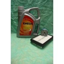 szervíz csomag szett olajcsere készlet Alto 1.1 2002-2006  (Eneos 10W40 4l. olaj + levegőszűrő + olajszűrő)