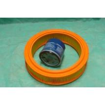 szervíz csomag szett olajcsere készlet Maruti 800 (csak olajszűrő és levegőszűrő)