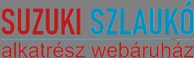 SUZUKI SZLAUKÓ Autósbolt és Webáruház