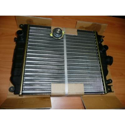 vízhűtő radiátor, hűtő Swift 2003-ig  1.0 1.3  (8 szelepes kézi váltós) 4 felfüggesztéses,   17700-80E00 utgy.