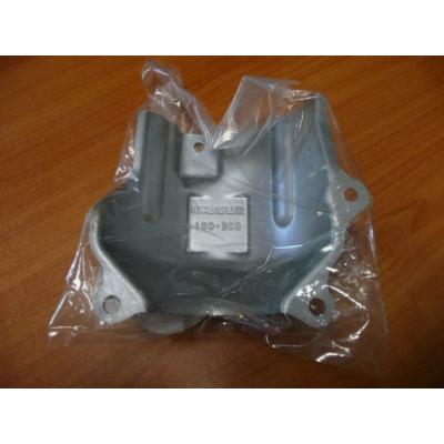 kipufogó csonk hővédő lemez, burkolat Wagon-R bal (első), gyári 14172-83E10