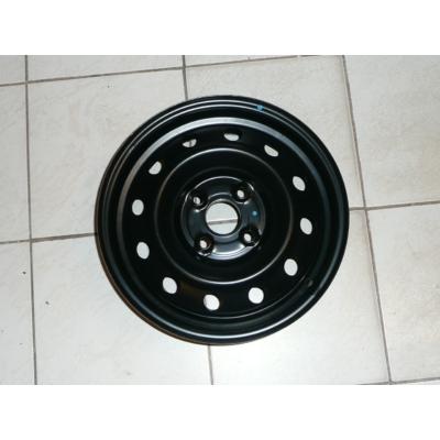 """lemez felni, keréktárcsa, kerék, lemezfelni  '14 fekete Ignis, Wagon-R  (14"""" X 4.5J)  utgy."""