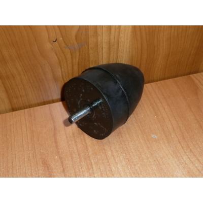 tehermentesítő, ütköző gumibak, gumi bak M10