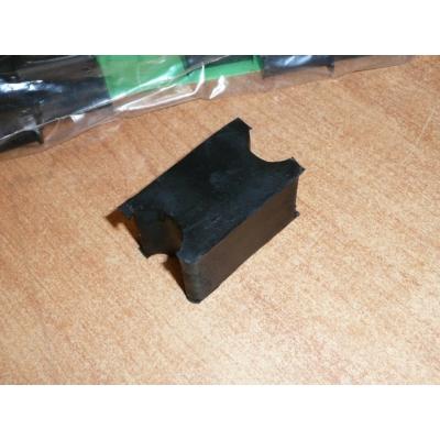 tehermentesítő, ütköző gumibak, gumi bak, rugóerősítő, rugó közé (6db)