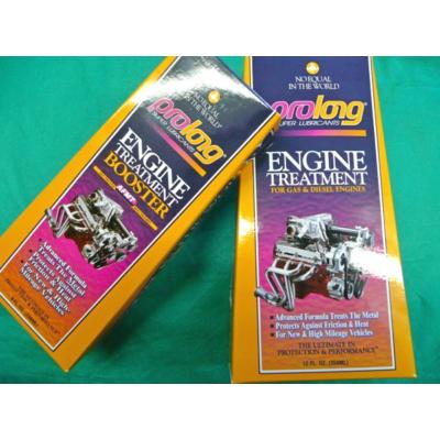 Prolong fémnemesítő, motor regeneráló 354 ml