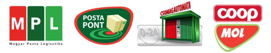 Szállítás MPL PostaPont Csomagautomata